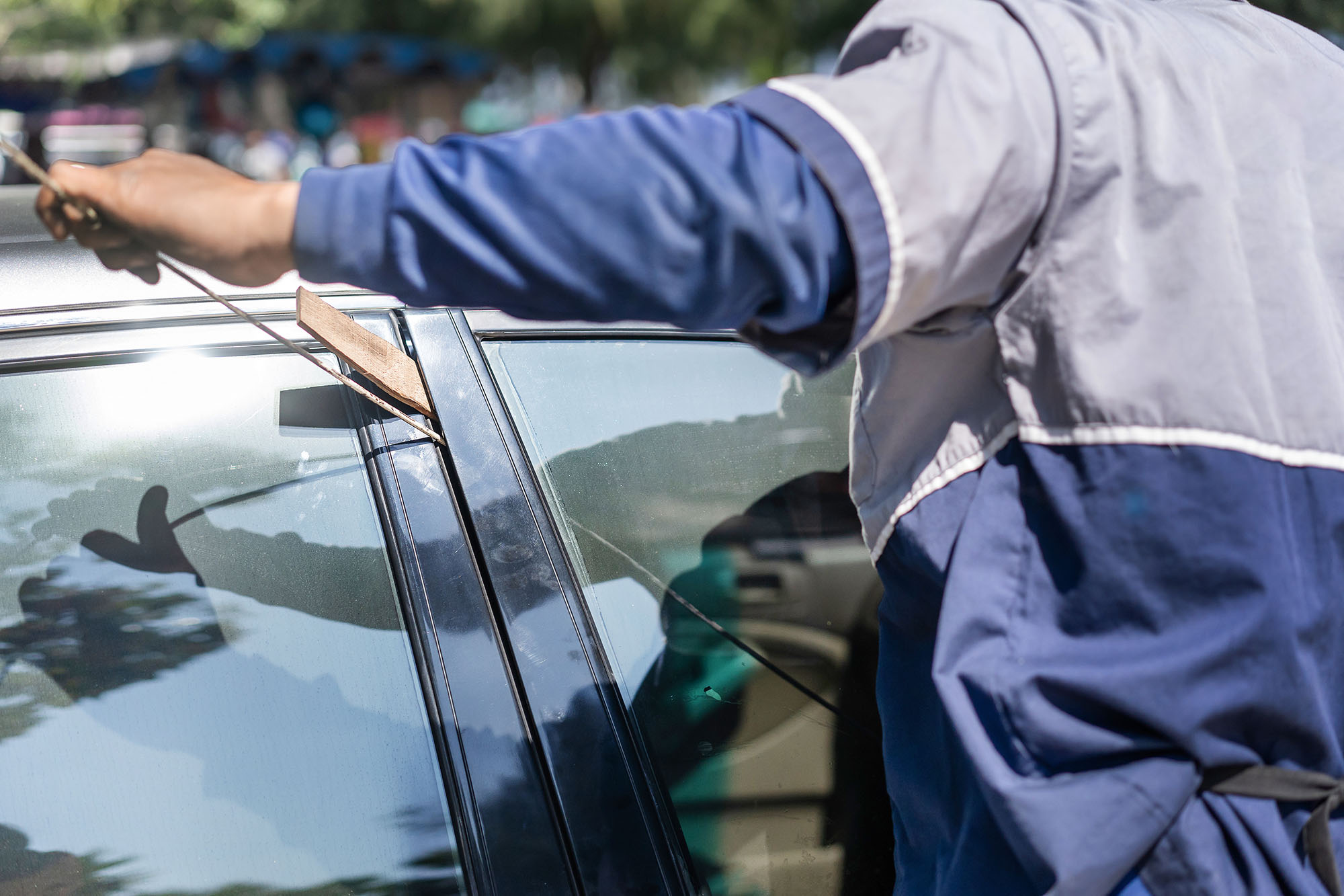 Lockout Services If Keys Locked in Car